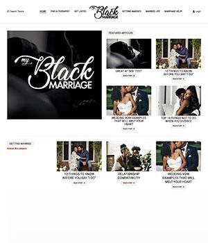 black-marriage